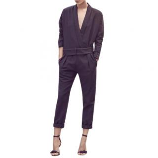 Isabel Marant 'Ofira' long-sleeved jumpsuit
