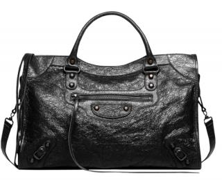 Balenciaga Classic Black City Bag