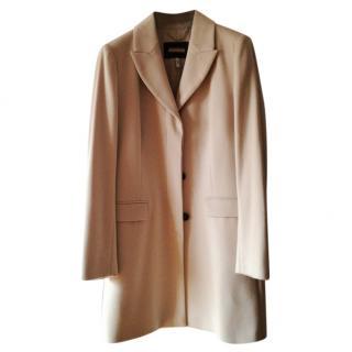 Max & Co. classic wool & cashmere-blend coat