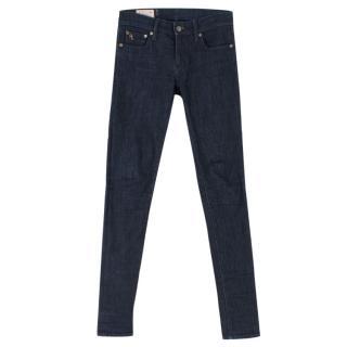 Polo Ralph Lauren Dark Indigo The Tompkins Skinny Jeans