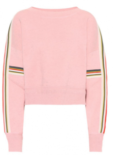 Isabel Marant Etoile Kao cotton-blend sweater