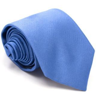 Lambert Blue Silk Tie