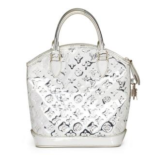 Louis Vuitton Silver Monogram Bag