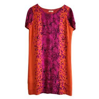 Paul Smith Printed Tiered Dress