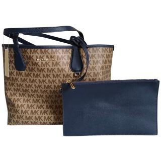 Michael Kors Monogram Reversible Tote