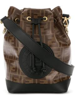Fendi Monogram Mon Tresor Bucket Bag