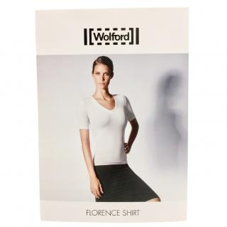 Wolford Florence Shirt - Navy Blue