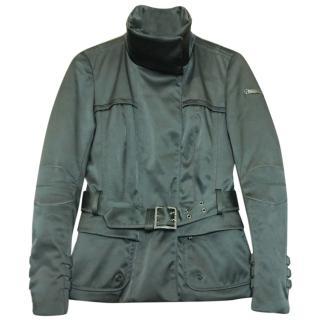 Peuterey Cinthia Dark Green Goose Down Jacket