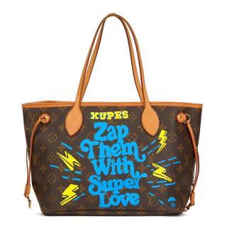 278bbcab68c9 Louis Vuitton Zap Them with Super Love Nevefull PM