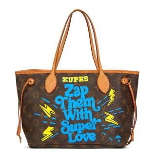Louis Vuitton Zap Them with Super Love Nevefull PM