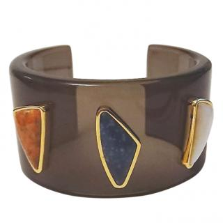 Lizzie Fortunato Post Modern Statement Cuff