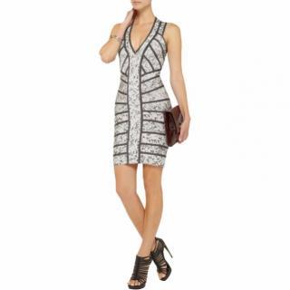 Herve Leger Zara bandage dress