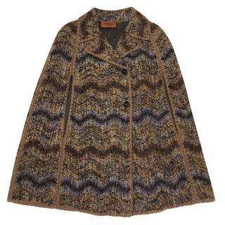 Missoni Mohair Cape