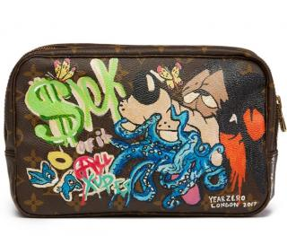 Louis Vuitton Sick of it all Toiletry Pouch