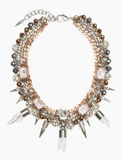 Assad Mounser Multi Chain Necklace
