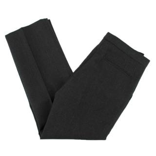 Marni straight-leg wool trousers