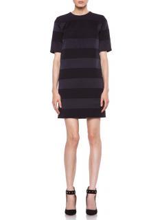 Victoria Victoria Beckham paneled shift dress
