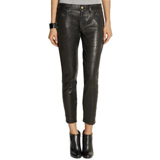 Cult jeans Sold out Frame 'le garcon' leather trousers Purchase price �975
