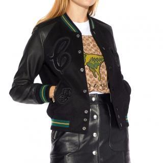 Coach x The Viper Room varsity jacket - New Season