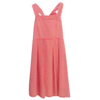 Claudie Pierlot Pleated Dress