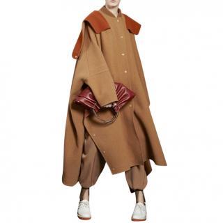 Stella McCartney Oversized Hooded Coat