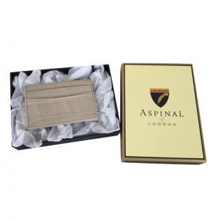 Aspinal credit card holder