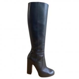 Rupert Sanderson knee length boots