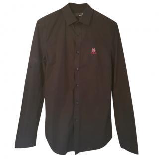 Love Moschino Black Mens Shirt