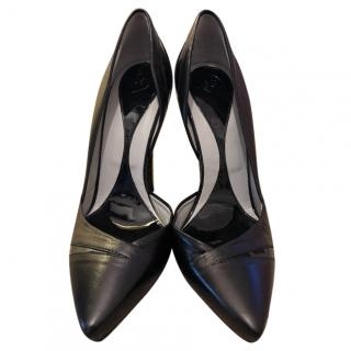 Alexander McQueen MCQ Black Pumps