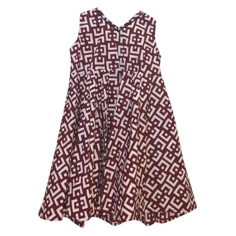 Marni Girl's Printed Dress