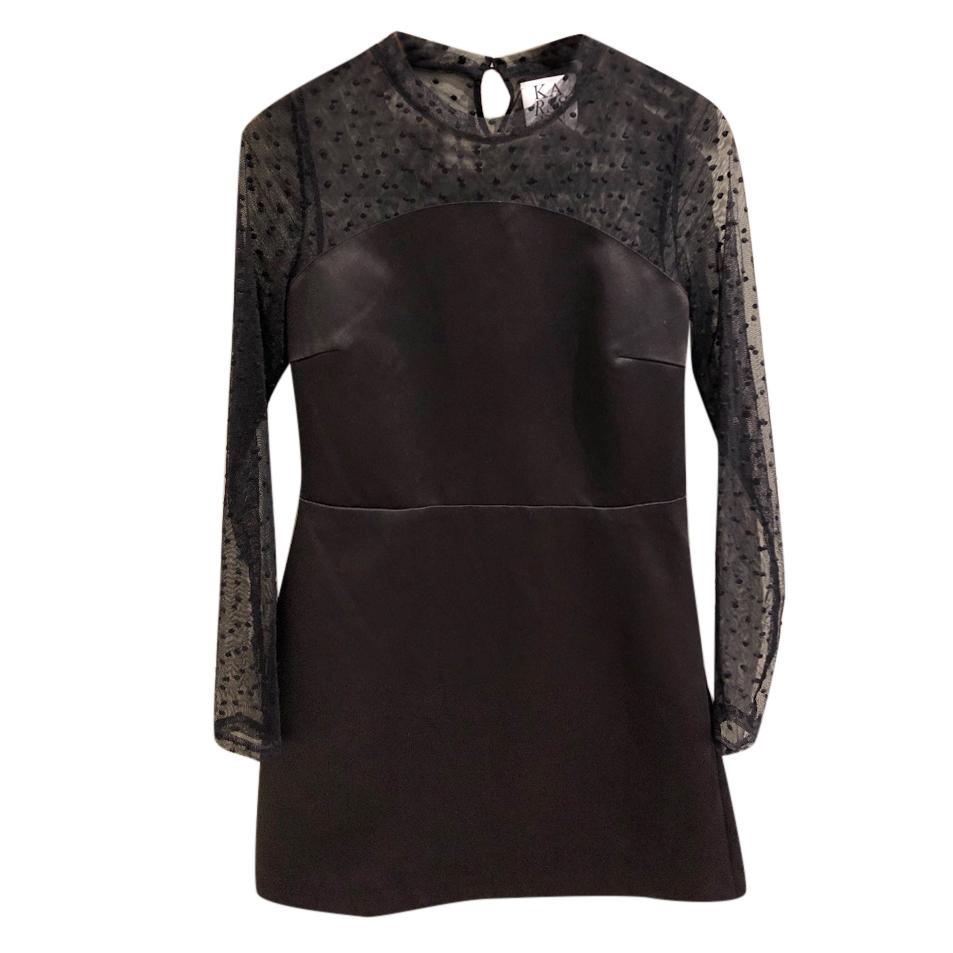 Zoe Karssen little black dress