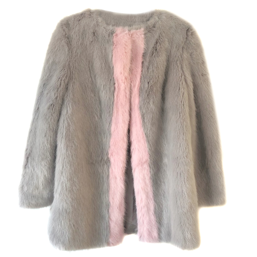Shrimps Gloria faux Fur Coat