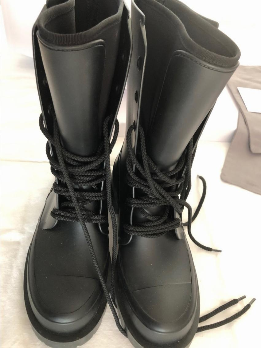 Dior Diorcamp Rubber Ankle Boots