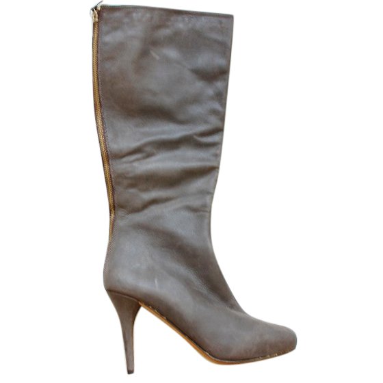 Furla Suede Boots