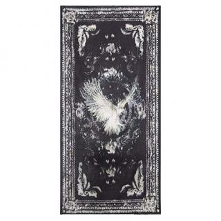 Balmain Dove Print Beach Towel