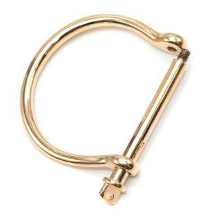 Miansai Screw gold-plated bracelet - New Season