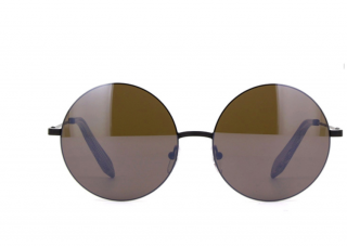 Victoria Beckham Round Feather Light VBS118 C01 Sunglasses