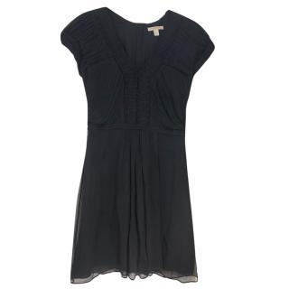 Burberry Brit Black Mini Dress