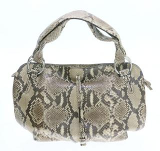 Celine Python Tote Bag