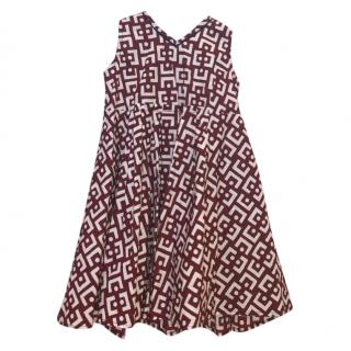 Marni Girl's Printed Dress