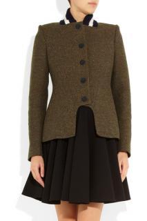 Stella Mccartney Natalie wool-blend tweed jacket