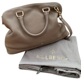 Mulberry Pembridge Double Handle Leather Bag