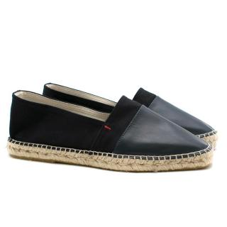 Orlebar Brown Sutton canvas espadrilles