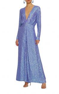 Temperley London Tiara sequin-embellished jumpsuit