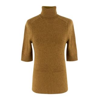 Marni amber roll-neck cashmere sweater