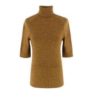 Marni amber roll-neck cashmere sweater