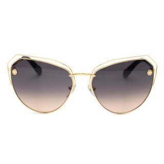 Louis Vuitton cat-eye sunglasses