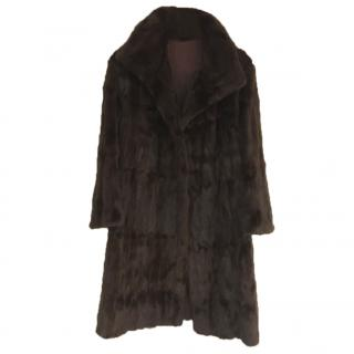 Bespoke  fur coat