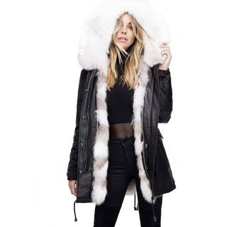 Nicole Benisti Belleville Fur Coat