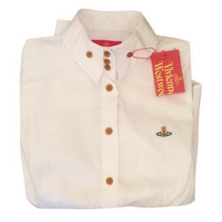 Vivienne Westwood white blouse